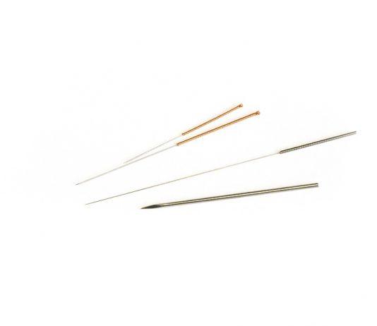 Akupunktur İğneleri görseli.